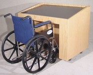 Mobility Impaired Lecterns