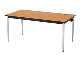 "Smith Carrel 01555 24"" X 60"" Adjustable Height"