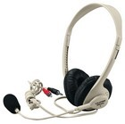 Califone 3064AV Multimedia Stereo Headsets with mic with 2 3.5mm plugs