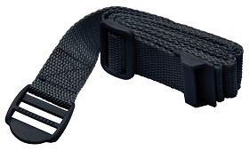 Peerless ACC316 Safety Belt for Slotted Shelves - black
