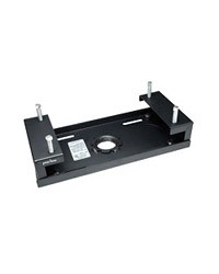 Peerless ACC558 4 in.-8 in. I-Beam Clamps - Black