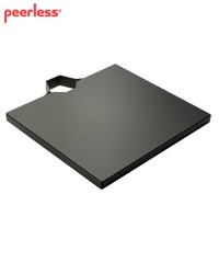 Peerless ACC833 DVD Tray Accessory for Pedestal - Black