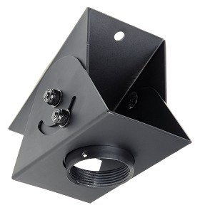 Peerless ACC912 Lightweight Cathedral Ceiling Adapter - Black