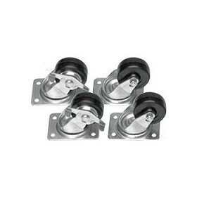 Raxxess CASTER-CMCK/3 inch 3 inch Locking Commercial Casters
