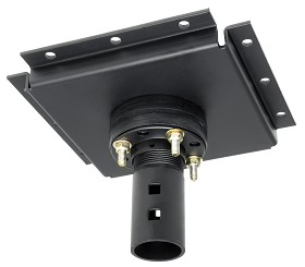 Peerless DCS400 Multi-Display Structural Ceiling Adapter with Stress Decoupler