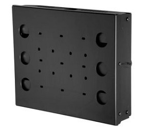 Peerless DST360 Flat/Tilt Universal Wall or Ceiling Mount with Computer/Media Controller Storage