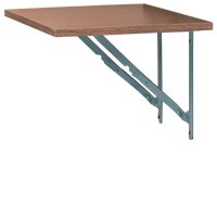 Raxxess ECR-WT/SHELF Optional ECR Flip Shelf/Walnut