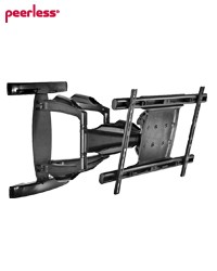 "Peerless ESA763PU Corrosion Resistant Articulating Wall Mount For 37"" to 63"" Indoor or Outdoor Flat Panel Displays Weighing up to 200 lb"