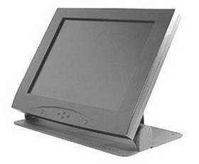 Chief FSB-018 Single Display Table Stand - Black