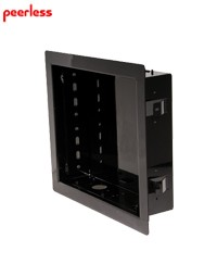Peerless IB40 In-Wall Box for SA730P-SA740P, LCS-KLA models. Articulating Arm Wall Mount sold separately.