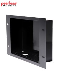 Peerless IBA1 In-wall Box for A-V Accessories