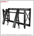 Peerless DS-VW765-LAND Full Service Video TV Wall Mount for 40 - 65 Inch TV's - Black