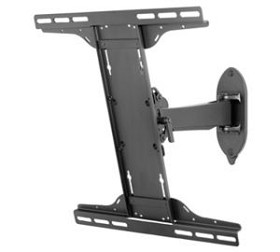Peerless SP746PU Articulating TV Wall Mount Arm for 32 - 50 Inch TV's - Black
