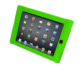 Hamilton ISD-GRN Kids Green iPad(TM) Protective Case