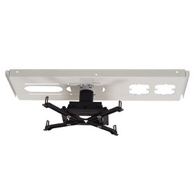 Chief KITPS003 Kit Includes: RPAU, CMS003 3 Inch Extension Column, CMS440 Suspended Ceiling Plate - Black
