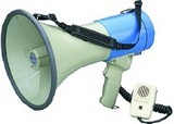 Hamilton Electronics MM-9 Mighty Mike Megaphone with Mic