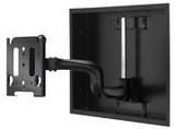 Chief MWRIW6000B In-Wall Swing Arm TV Mount (no TV interface bracket)