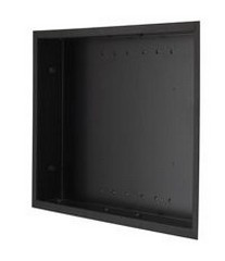 Chief PAC501B In-wall bracket - Black