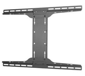 Peerless PLP-UNL-S Security Universal Adapter Plate for 32 in. - 60 in. Flat Panel Screens for Landscape Mounting Only. Mount sold separately.