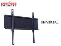 Peerless PLP-UNMP-S Universal Adapter Plate for 23 in. - 37 in. Flat Panel Screens for Landscape Mounting Only. Mount sold separately.
