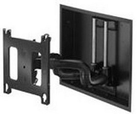 Chief PNRIWUB Series In-Wall Swing Arm Mount with Universal Interface Bracket Up to 71 in. or 200lbs.