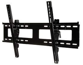 Peerless PT650 Paramount Universal Tilt TV Wall Mount for 37 - 75 Inch TV's - Black