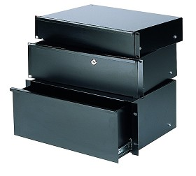 Raxxess ESD-2 Economy Sliding Drawer-2 Sp