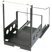 Raxxess POTR-XX Pull-Out Rack Without Rack Rail