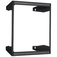 "Raxxess RWM-13-18 13U, 18"" Deep Wall Mounted Relay Racks"