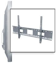 Peerless SF670 Security SmartMount Universal Flat Mount for 42 in. - 71 in. Flat Panel Screens - Black
