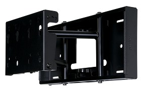 Peerless SP850-S Security SmartMount Pull-Out Swivel Mount for 26 in.-58 in. VESA 100-200x100 Flat Panel Screens. PLP model adapter plate required for non VESA screens