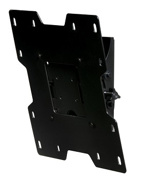Peerless ST632 SmartMount Universal Tilt TV Mount 22 - 40 Inch TV's with Security Fasteners - Black