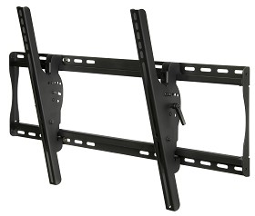 Peerless ST660 Security SmartMount Universal Tilt Mount for 37 in. - 63 in. Flat Panel Screens - Black