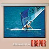 Draper 108222LP Silhouette E: 60 x 80 Video Format 100