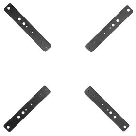 Peerless YBADP4X4 VESA Adapter Plate for 300x200, 300x300, 400x300 and 400x400mm Hole Patterns