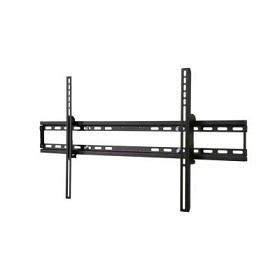 Peerless YBFLU Large Fixed Flat Panel Wall Mount - Any Monitor Between 37-60 Inch Diagonal