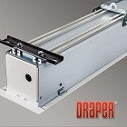 "Draper 197019 Access M: 105 x 140 Video Format 180"" Diag. Matt White XT1000E"