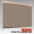 Draper Artisan Series M 92 Inch Diagonal 45x80 HDTV Format Glass Beaded CH3200E Surface