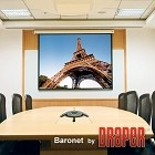 Draper 129006EG Baronet: 42 1/2 x 56 1/2 Video Format 72