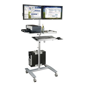 Balt 27614 Beta Sit-Stand Workstation