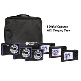 Hamilton Electronics CAMERA-DC2-6 Digital Camera, 3.1 Mega Pix with Flash