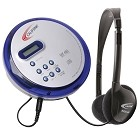 Califone CD-102 Personal CD Player with 8200-HP headphone