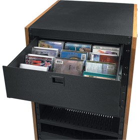 Raxxess CDP Compact Disc Drawer Partition (Q.D.E.)