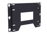 Chief PSM2304 Flat Panel Fixed Wall Mount – Black