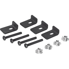 Raxxess CKW Clamp Kits; Wide.