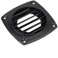 Raxxess CLS-A Active Louvered Vent-2Fans/Powercable/Po