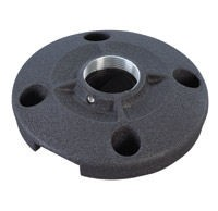 Chief CMS-115 Round Ceiling Plate - Black
