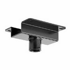 Chief CMA330 Offset Fixed Ceiling PL. 1-1/2 - Black