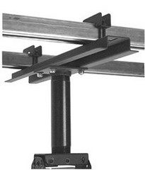 Chief CMA366 Truss SPANNING Adapter - Black