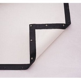 Draper 221034 Truss-Style Cinefold Replacement Surface, 9 Foot x 9 Foot AV Format CineFlex CH1200V Rear Projection Surface